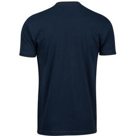 PEARL iZUMi Pocket Camiseta Manga Corta Hombre, midnight navy aspect